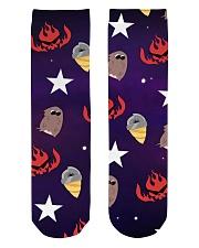 All The Lights In The Sky Are Stars Crew Length Socks tile