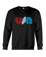 USA Crewneck Sweatshirt tile