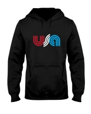 USA Hooded Sweatshirt thumbnail