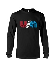 USA Long Sleeve Tee thumbnail