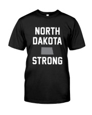 North Dakota Strong Premium Fit Mens Tee thumbnail