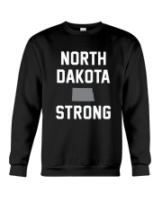 North Dakota Strong Crewneck Sweatshirt thumbnail