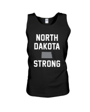 North Dakota Strong Unisex Tank thumbnail