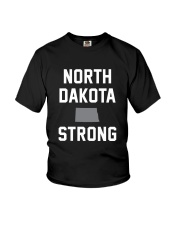 North Dakota Strong Youth T-Shirt thumbnail