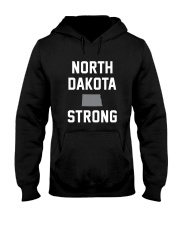 North Dakota Strong Hooded Sweatshirt thumbnail