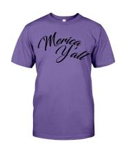 'Merica Y'all Premium Fit Mens Tee thumbnail