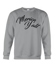 'Merica Y'all Crewneck Sweatshirt thumbnail