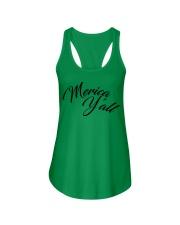 'Merica Y'all Ladies Flowy Tank front
