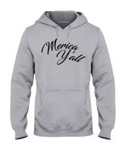 'Merica Y'all Hooded Sweatshirt front