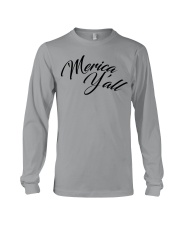 'Merica Y'all Long Sleeve Tee tile