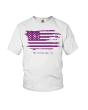 No One Fights Alone- Flag Youth T-Shirt thumbnail