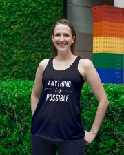 Anything Is Possible Ladies Flowy Tank lifestyle-bellaflowy-tank-front-2