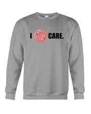 I Donut Care Crewneck Sweatshirt thumbnail