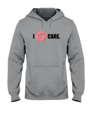 I Donut Care Hooded Sweatshirt thumbnail