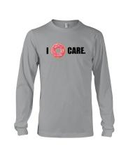I Donut Care Long Sleeve Tee thumbnail