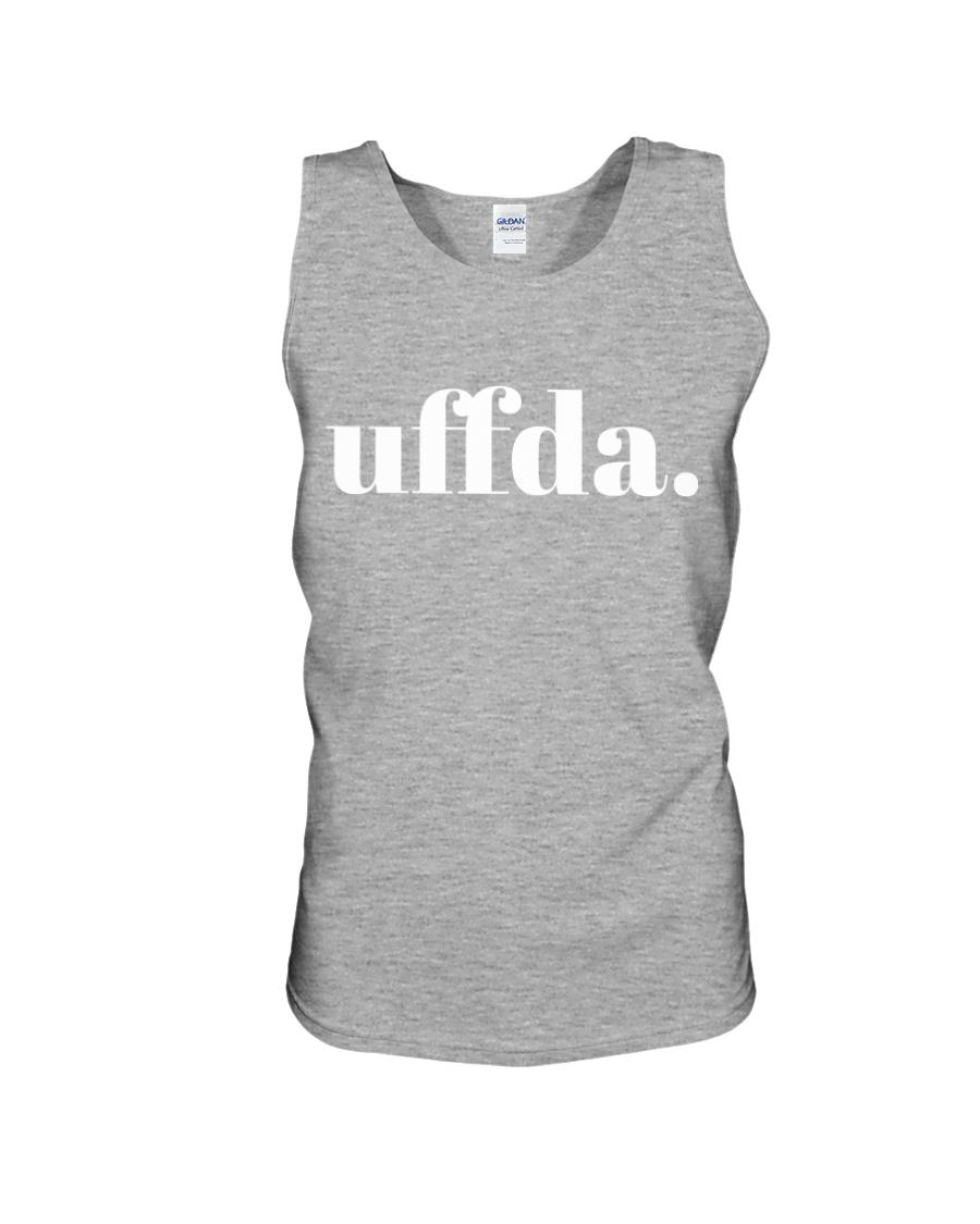 Uffda Unisex Tank