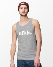 Uffda Unisex Tank lifestyle-unisex-tank-front-3