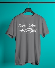 Love One Another Premium Fit Mens Tee lifestyle-mens-crewneck-front-3