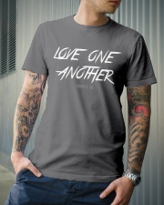 Love One Another Premium Fit Mens Tee lifestyle-mens-crewneck-front-6
