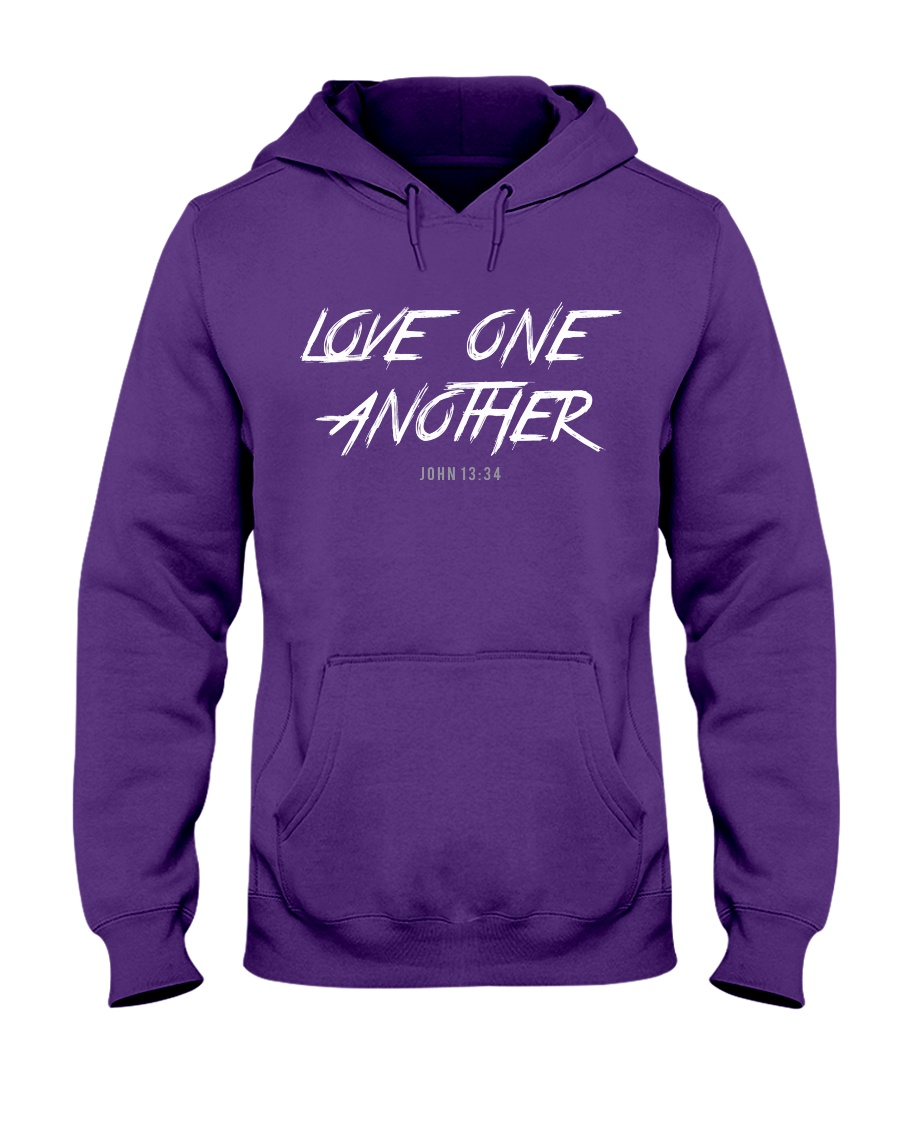 Love One Another Hooded Sweatshirt
