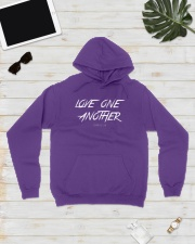 Love One Another Hooded Sweatshirt lifestyle-unisex-hoodie-front-8
