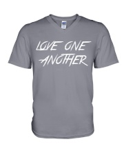 Love One Another V-Neck T-Shirt front