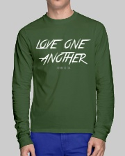 Love One Another Long Sleeve Tee lifestyle-unisex-longsleeve-front-1