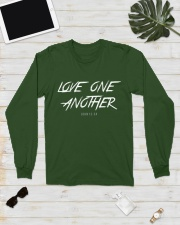 Love One Another Long Sleeve Tee lifestyle-unisex-longsleeve-front-6