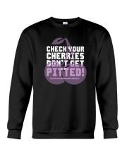 Check Your Cherries Crewneck Sweatshirt thumbnail