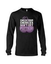Check Your Cherries Long Sleeve Tee thumbnail
