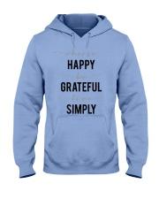 Choose Happy Hooded Sweatshirt thumbnail