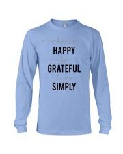 Choose Happy Long Sleeve Tee thumbnail