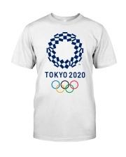 Tokyo2020 Classic T-Shirt front