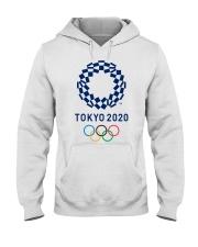 Tokyo2020 Hooded Sweatshirt thumbnail
