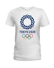 Tokyo2020 Ladies T-Shirt thumbnail
