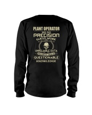 Special Shirt - PLANT OPERATOR Long Sleeve Tee thumbnail