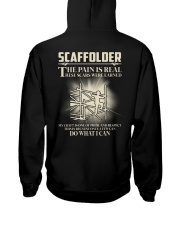 Special Shirt - Scaffolders Hooded Sweatshirt thumbnail