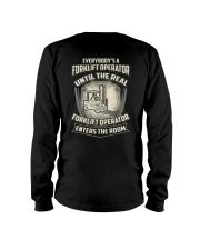 Special Shirt - Forklift Operators Long Sleeve Tee thumbnail