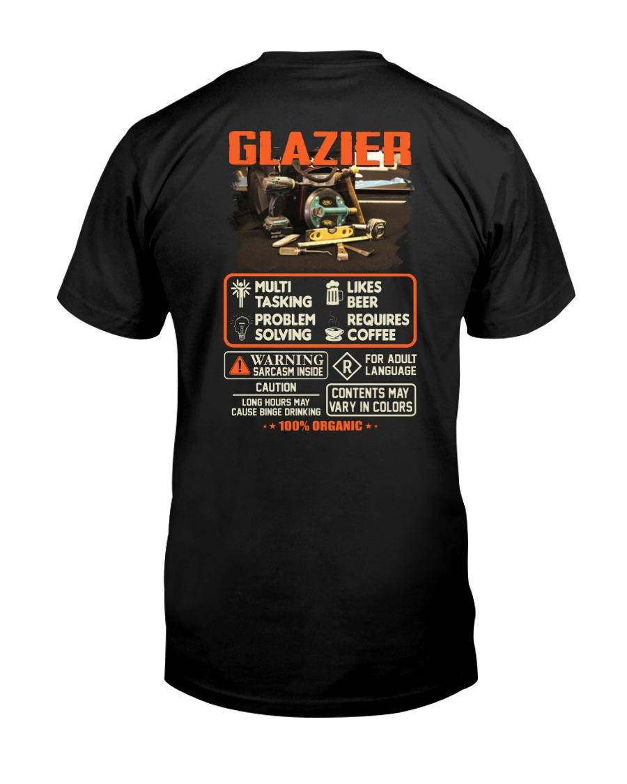 Special Shirt - Glaziers Classic T-Shirt