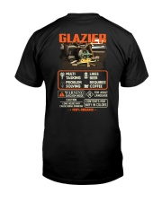 Special Shirt - Glaziers Classic T-Shirt back