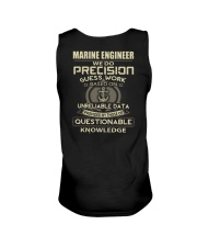 Special Shirt - MARINE ENGINEER Unisex Tank thumbnail