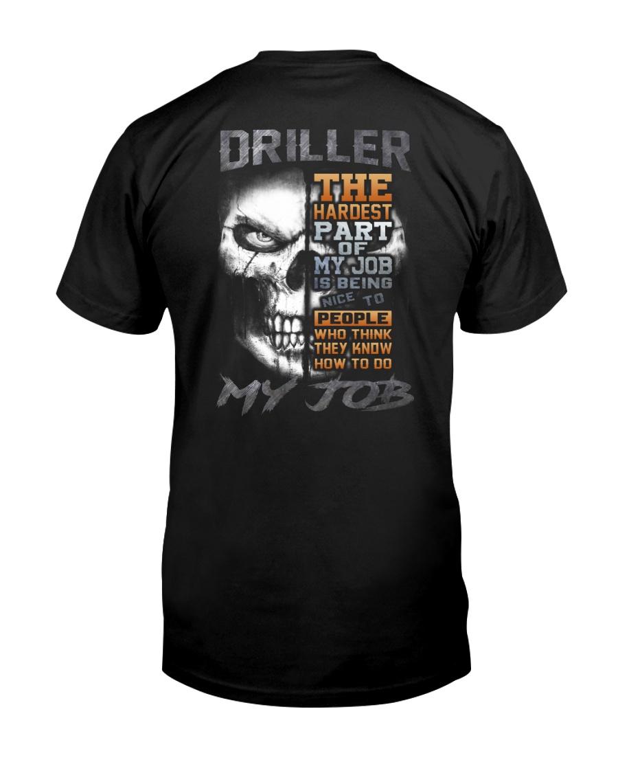 Special Shirt - DRILLER Classic T-Shirt