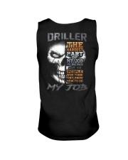 Special Shirt - DRILLER Unisex Tank thumbnail
