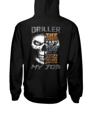 Special Shirt - DRILLER Hooded Sweatshirt thumbnail