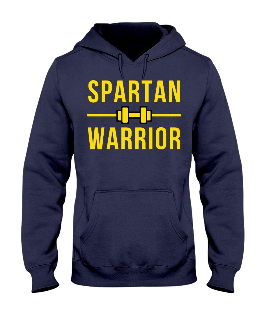 Spartan Warrior Collection Hooded Sweatshirt