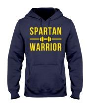 Spartan Warrior Collection Hooded Sweatshirt front