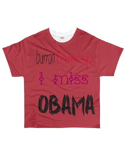 barron trump i miss obama