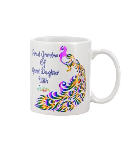 Proud Grandma Of Grand Daughter With Autism