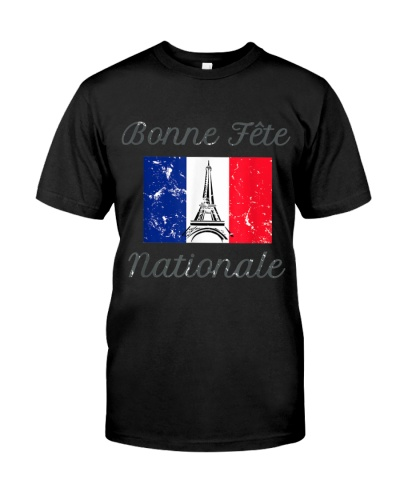 BONNE FETE NATIONALE BASTILLE DAY FRENCH NATIONAL