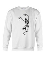 Funny Dance Skeleton T-Shirts Crewneck Sweatshirt thumbnail